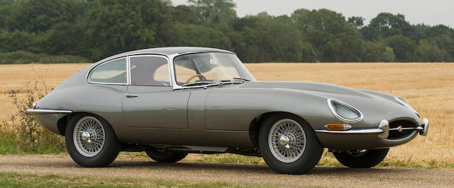 1962 Jaguar E-Type Series I 3.8-Litre Coupé  Chassis no. 860472 Engine no. R4759-9