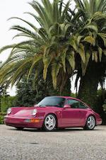 1992 Porsche 911 Type 964 Carrera RS Coupé  Chassis no. WPOZZZ96ZNS491262 Engine no. 62N81968