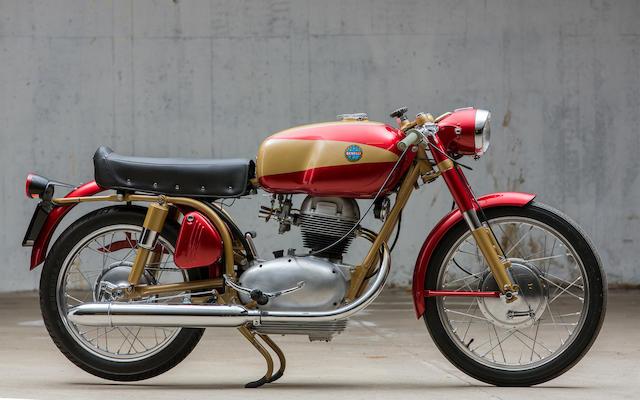 Benelli 175 Sport 1960  Frame no. HS 3145 Engine no. HS 3050