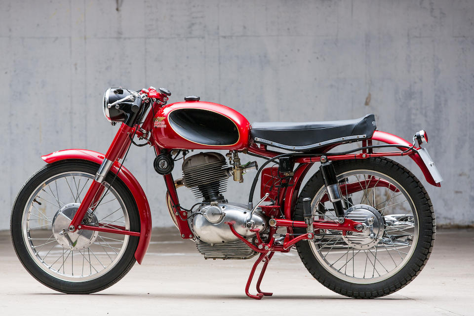 Moto Morini 175 cm3 Settebello Replica 1956  Frame no. B15592 Engine no. B15210