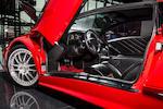 1993 Lamborghini Diablo Coupé  Chassis no. ZA9DC07A0PLA12837 Engine no. 29780