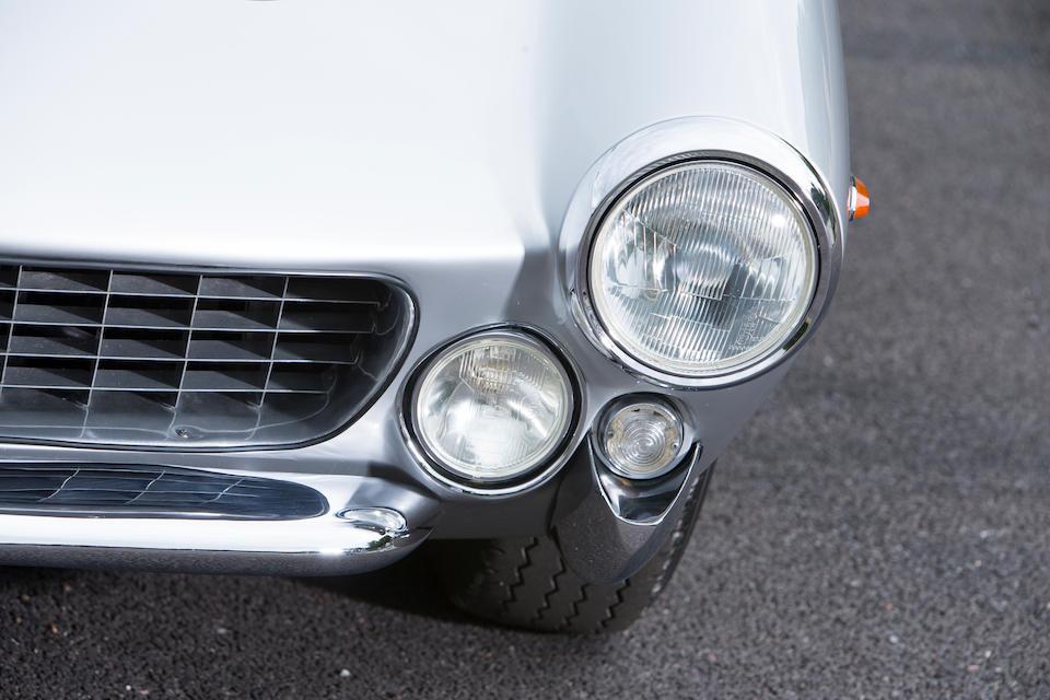 1963 Ferrari 250 GT Lusso Berlinetta  Chassis no. 4851 GT