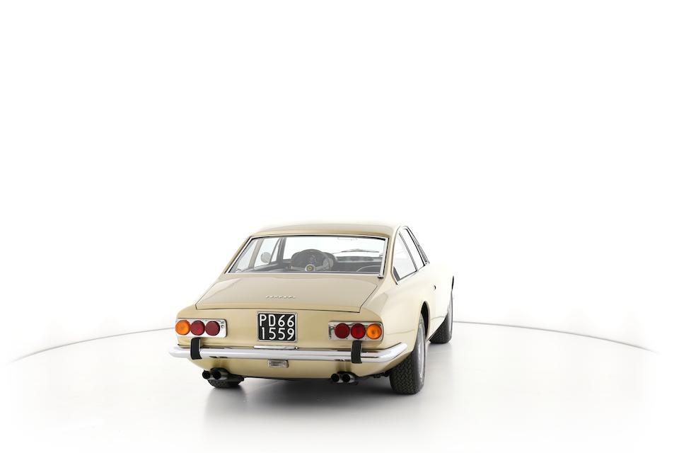 Ferrari Classiche certified,1970 Ferrari 365 GT 2+2 Coupé  Chassis no. 13733  Engine no. 13733