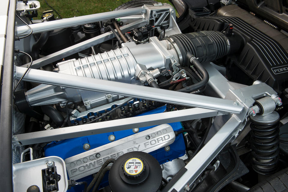 2005 Ford GT Coupé  Chassis no. 1FFFDG0507401266 Engine no. 5Y401266