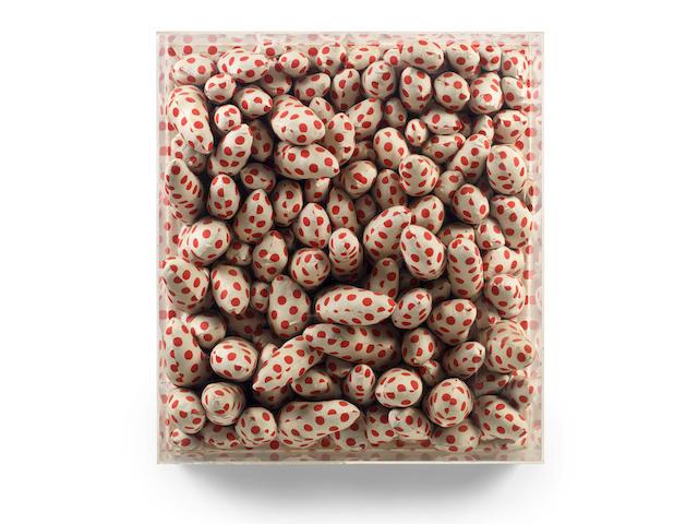 Yayoi Kusama (Japanese, born 1929) Red Spots 1965