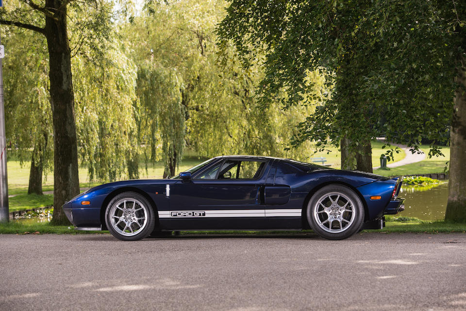 2005 Ford GT Coupé  Chassis no. 1FAFP90S85Y401094
