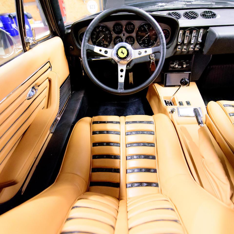 1971 Ferrari 365GTB/4 'Daytona' Berlinetta  Chassis no. 14475