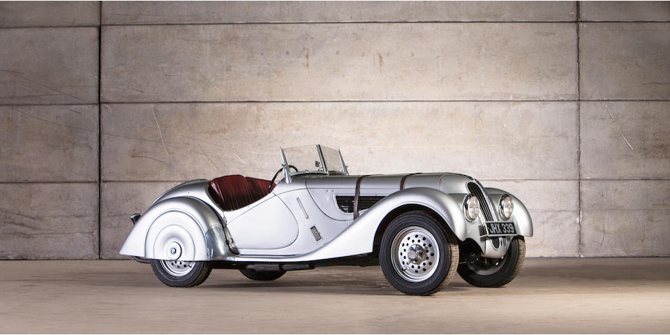 The ex-Billy Cotton,1938 Frazer Nash-BMW 328 Roadster