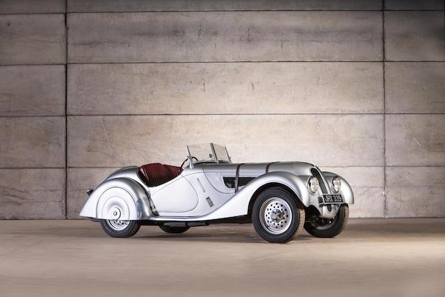 The ex-Billy Cotton,1938 Frazer Nash-BMW 328 Roadster