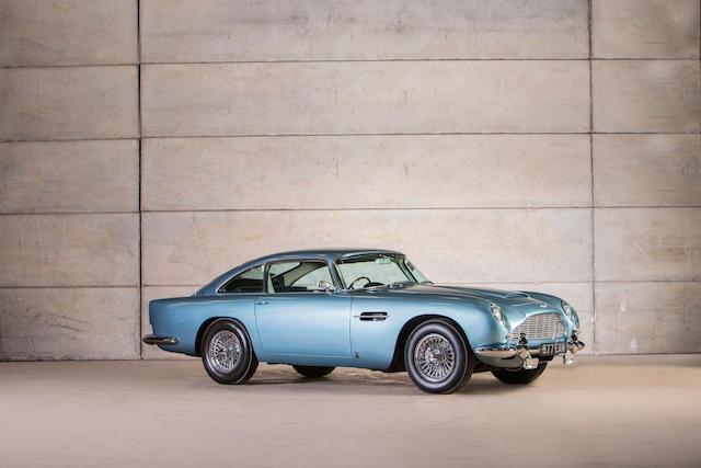 The ex-Rob Walker,1964 Aston Martin DB5 Sports Saloon