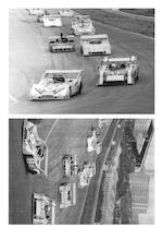 The Ex-Gulf-JW Automotive team, Ex-Richard Attwood/Bjorn Waldegaard Targa Florio, Ex-Pedro Rodriguez Nurburgring 1,000Kms The only Porsche 908 Turbo remaining in the world today,1970 Porsche 908/03 Sports-Racing Prototype  Chassis no. 908/03-011 Engine no. 10