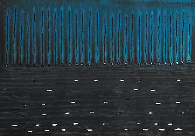 Sohan Qadri (India, 1932-2011) Untitled