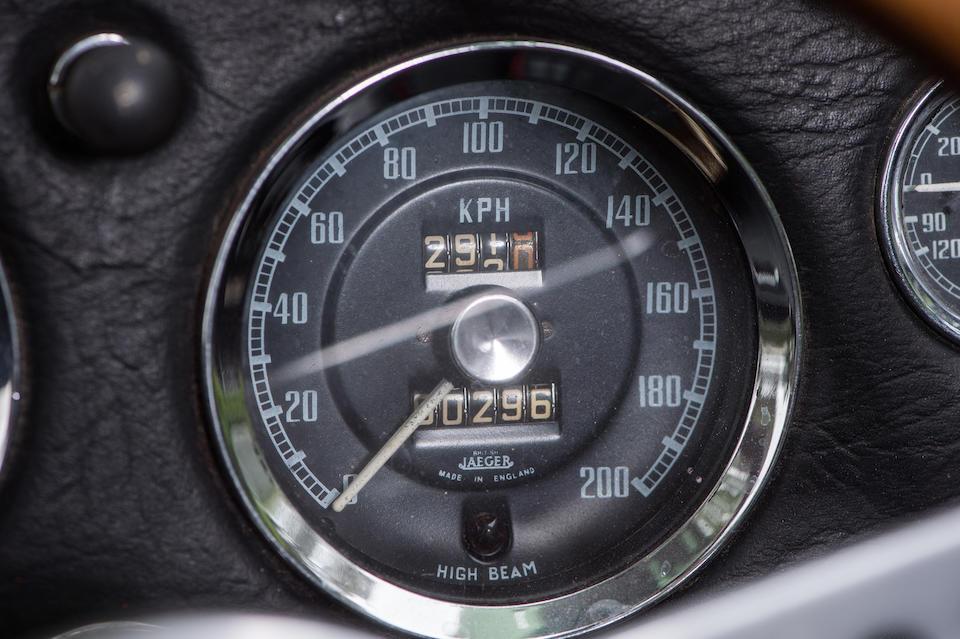 1959  MG MGA Twin Cam Roadster  Chassis no. YD3/2312 Engine no. 16GB-DA-1487
