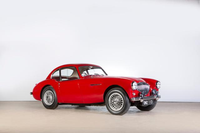 'ONX 113'- The ex-Donald Healey,1953 Austin-Healey 100/'100S' Coupé