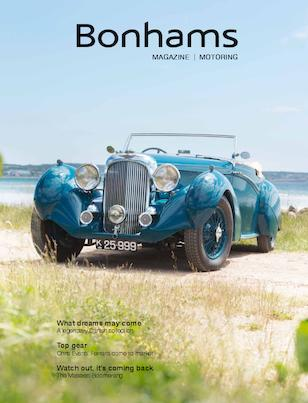 Bonhams Magazine Motoring - Autumn 2015
