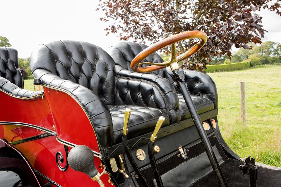 1904 Winton 4¼-Litre 20hp Two-Cylinder Detachable Rear-Entrance Tonneau  Chassis no. 3227 Engine no. 03 1224