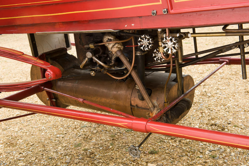 1903 Stanley CX 6½hp Steam Runabout  Chassis no. 507 Engine no. 1200