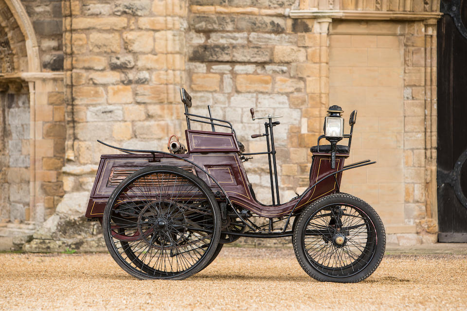 1899 Star Benz 3½hp Vis-à-Vis