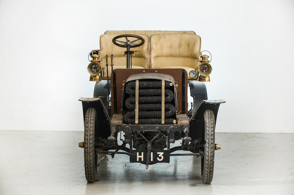 c.1904 MMC 8hp Rear-Entrance Tonneau  Chassis no. 1154 (see text) Engine no. 3390