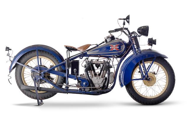 Excelsior 750 cm3 Super-X 1930  Engine no. A6946