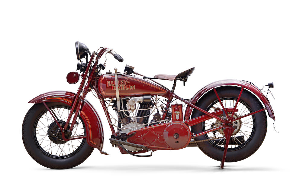 1928 Harley-Davidson 1,200cc Model JDH 'Two Cam' Frame no. 28JDH4629 Engine no. 28JDH4629