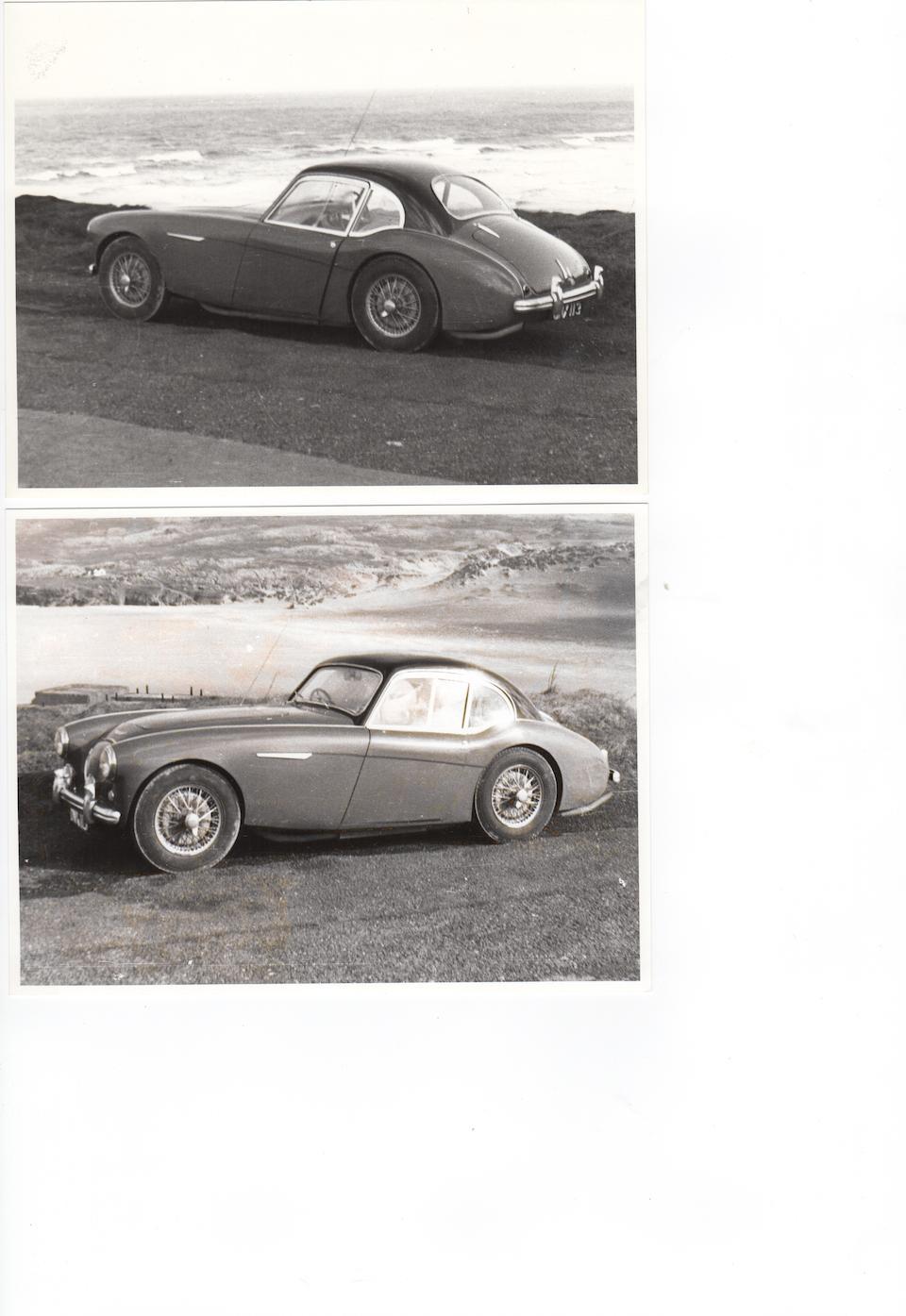 'ONX 113'- The ex-Donald Healey,1953 Austin-Healey 100/'100S' Coupé