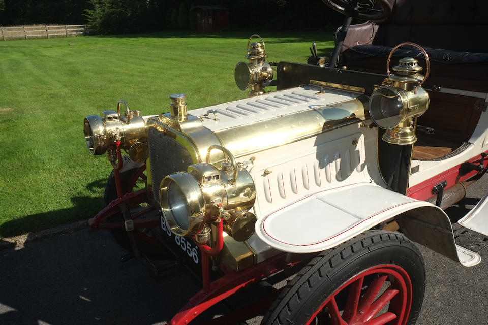 1904 Clément-Bayard 9/11hp AC2K Twin-Cylinder Rear-Entrance Tonneau  Chassis no. 6022 Engine no. 2113