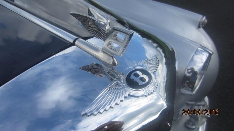 1958 Bentley S1 Saloon  Chassis no. B476FA Engine no. BF238