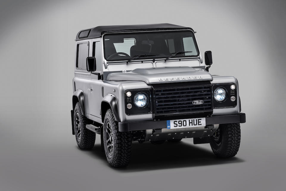 2015 Land Rover Defender 90 Station Wagon  Chassis no. SALLDWBP7FA473395 Engine no. 150415101301DT224