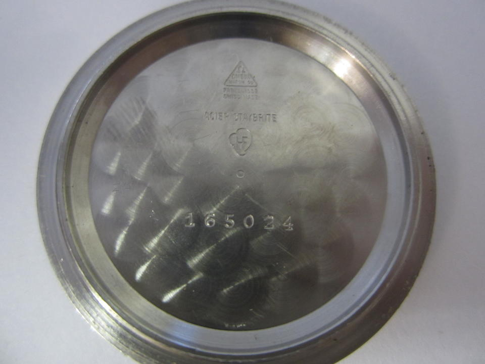 Omega. A stainless steel automatic calendar wristwatch Seamaster 300, Case No.165024, Movement No.28995798, Circa 1969