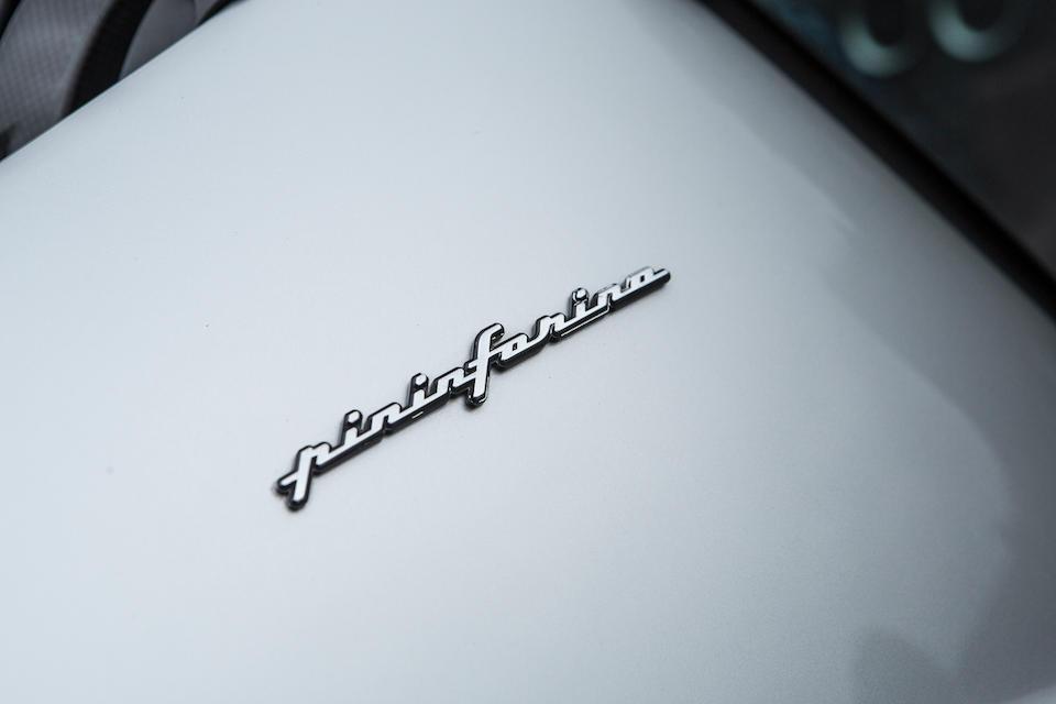 2005 Ferrari 575 Superamerica Convertible