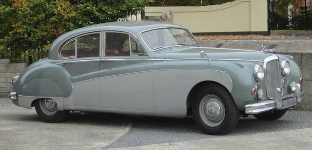 1960 Jaguar Mark IX Saloon  Chassis no. 775853BW Engine no. NE17118