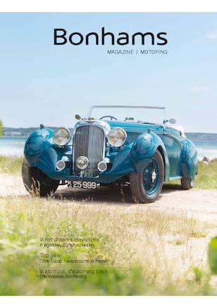 Bonhams Magazine Motoring - Autumn 2015