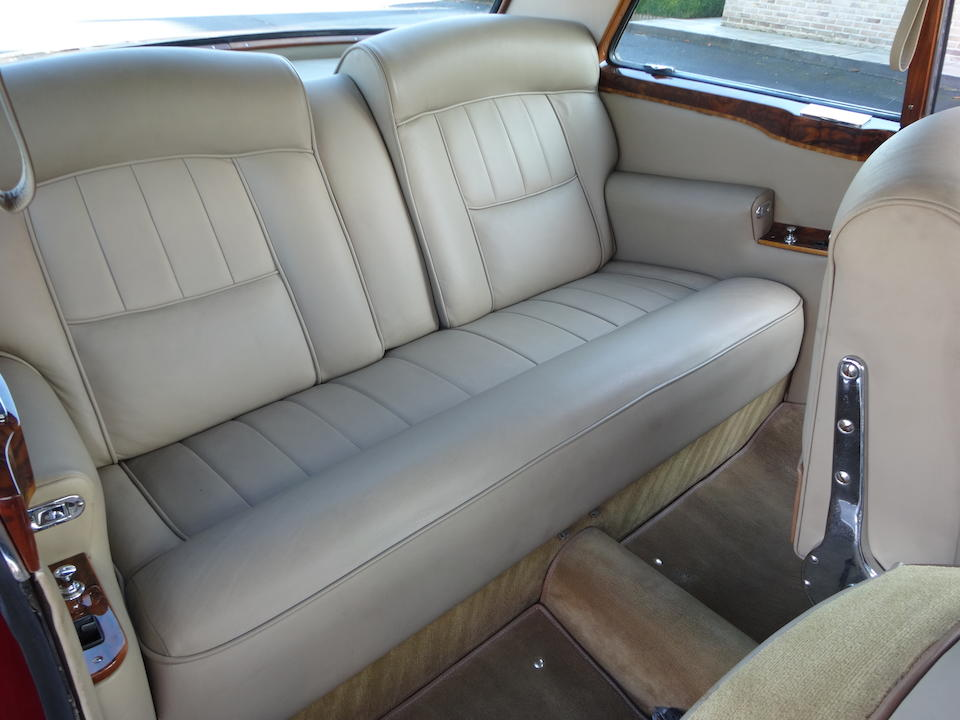 1968 Rolls-Royce Silver Shadow Coupé  Chassis no. CHR3931