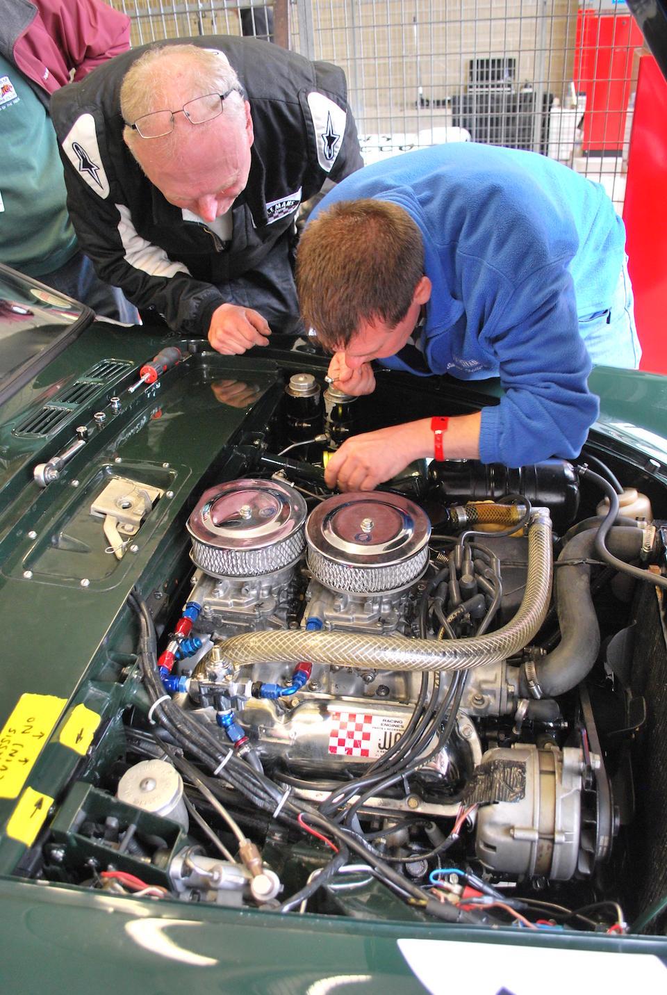 1964 Sunbeam Tiger Le Mans Coupé