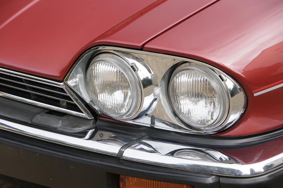 1988 Jaguar XJ-S V12 HE Lynx Eventer  Chassis no. SAJJNAEW3BA148813 Engine no. 8S057671HB