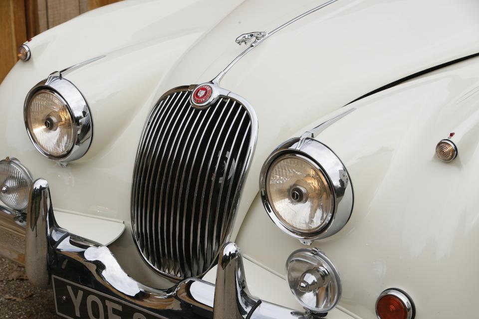 1959 Jaguar XK150S 3.4-Litre Drophead Coupé  Chassis no. T827334DN Engine no. VS1947-9