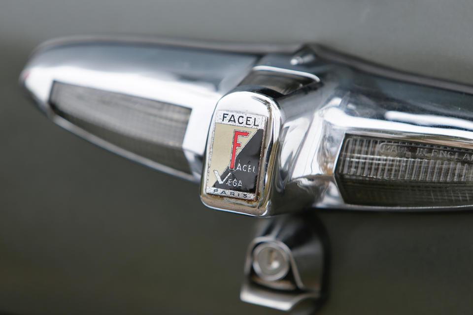 Facel Véga HK500 coupé 1961