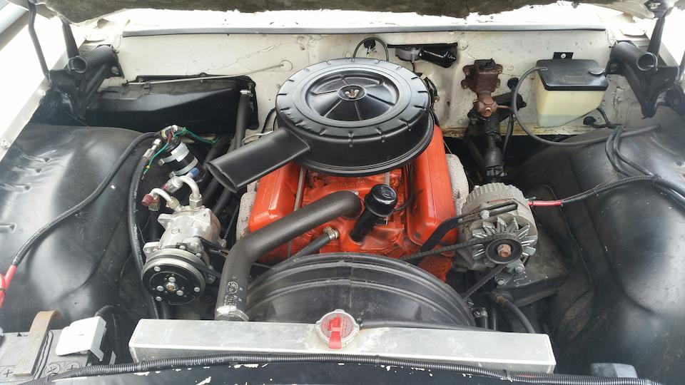 1960 Chevrolet Bel Air Sedan  Chassis no. 01619N203843