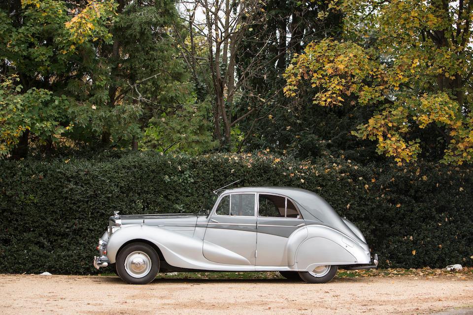 1947 Bentley Mark VI Saloon  Chassis no. B294BH Engine no. B147B