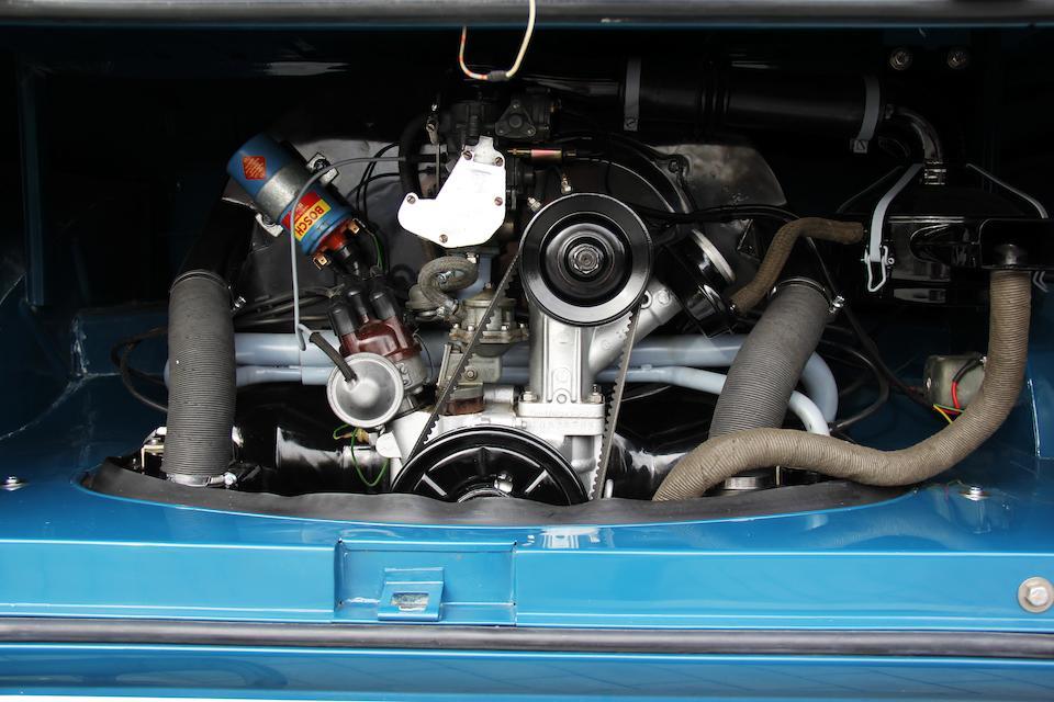1964 Volkswagen Type 2 De Luxe Micro Bus by Devon  Chassis no. 245 075 155