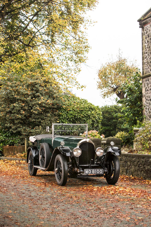 1926 Bentley 3-Litre 'Light Tourer'  Chassis no. HP393 Engine no. HP389