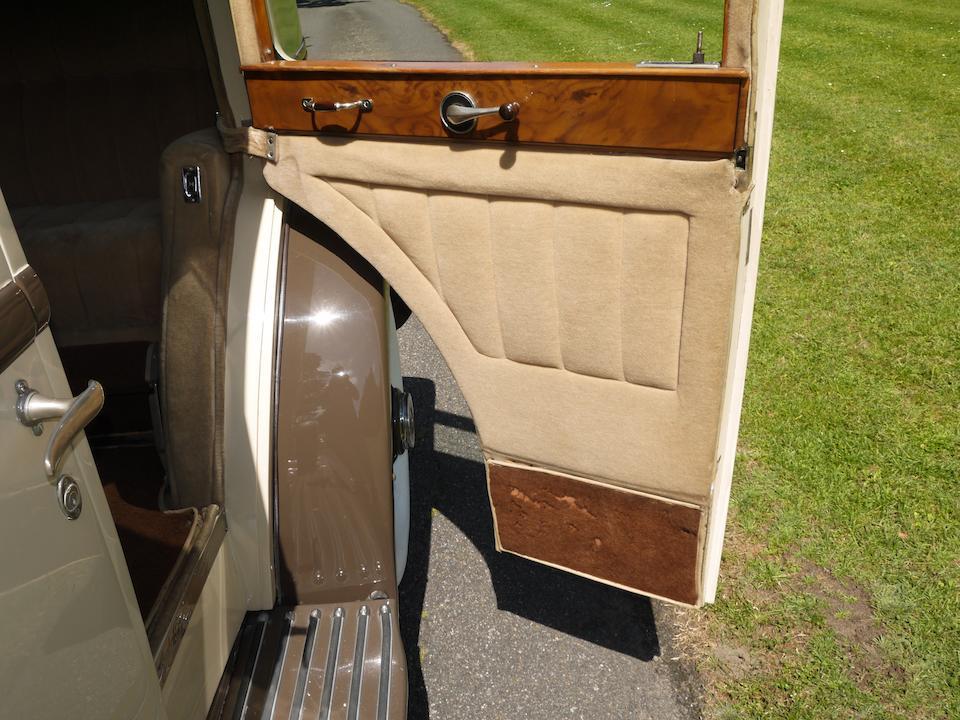 1930 Rolls-Royce Phantom II Enclosed Drive Limousine  Chassis no. 167XJ Engine no. FC75
