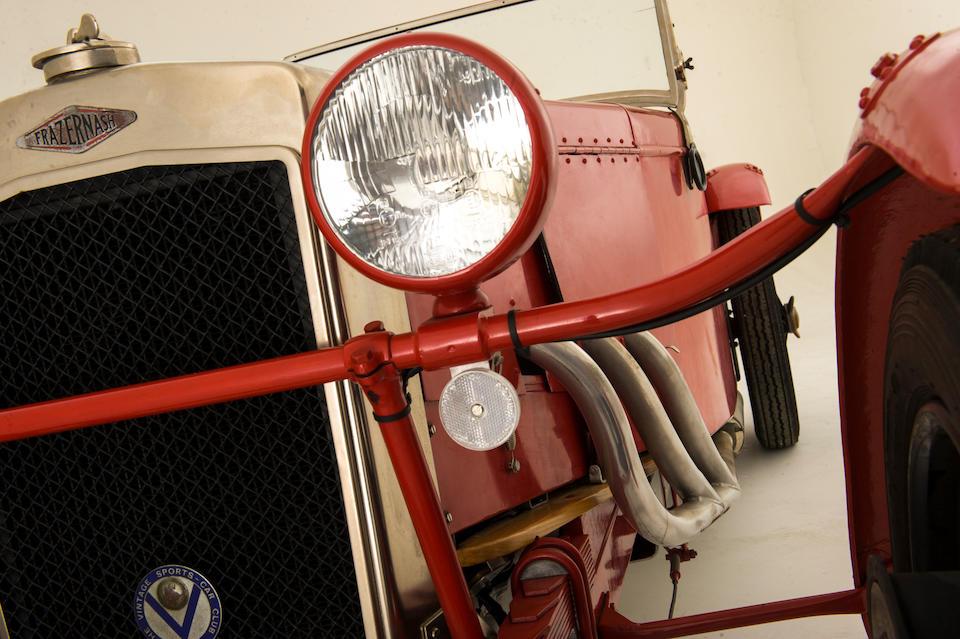 Ex-Works, H J Aldington, Philip Jucker,1932 Frazer Nash TT Replica