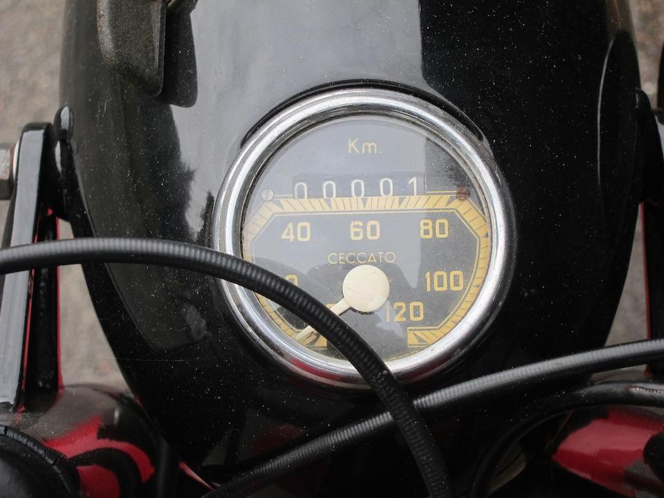 1954 Ceccato 175cc Turismo Frame no. 05211 Engine no. 05211