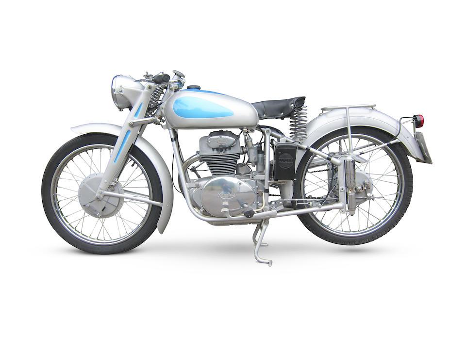c.1950 FB Mondial 125cc Frame no. 136 Engine no. 136