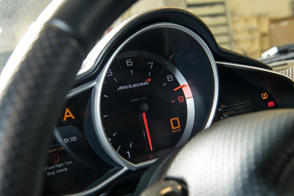 2012 McLaren MP4-12C Coupé