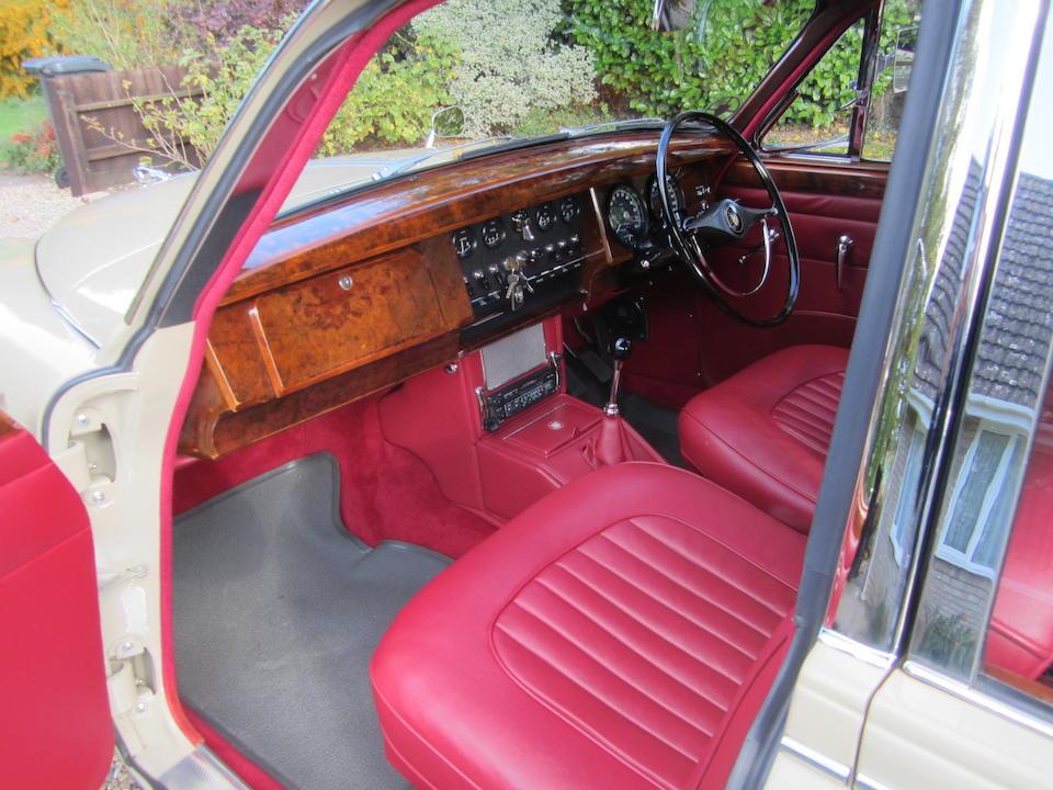 1968 Jaguar 340 Sports Saloon  Chassis no. 1J50819DN Engine no. 7J51054-8