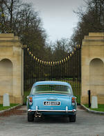 Works restored,1963 Aston Martin Lagonda Rapide 4.2-Litre Sports Saloon