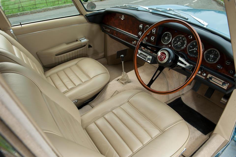 Works restored,1963 Aston Martin Lagonda Rapide 4.2-Litre Sports Saloon